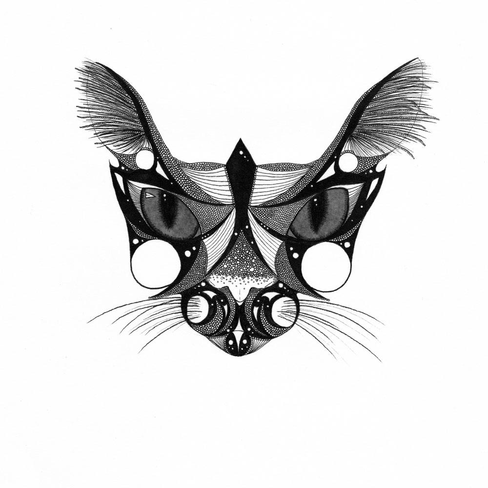 Post Katze 1